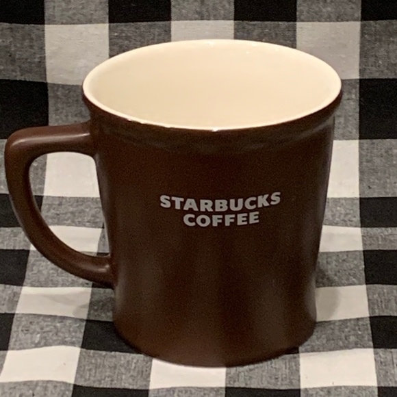 THINK Father's Day--2008 STARBUCKS chocolate brown